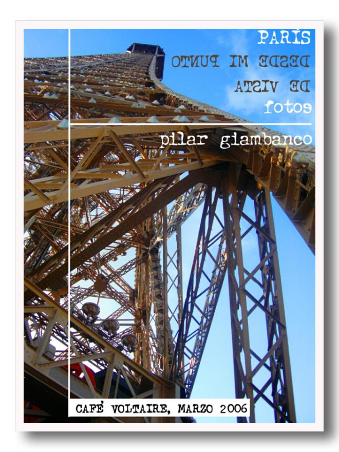 París desde mi punto de vista.
